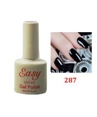 Гель-лак Easy черный 287