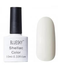 Гель-лак Shellac Bluesky 80501 (ультра белый)