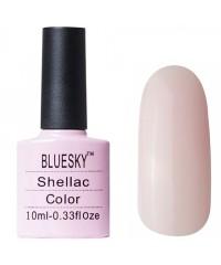 Гель-лак Shellac Bluesky 80504 (розовый полупрозрачный)