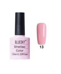 Гель-лак Bluesky E 13 (нежно-розовый)