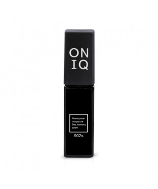 ONIQ, Финишное покрытие без липкого слоя 902, 6 мл