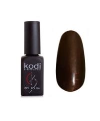 Гель-лак Kodi 017 (темно-ореховый с микроблеском), 8 мл.