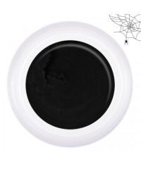Patrisa Nail, Гель-краска Паутинка №S2 черная, 5 гр
