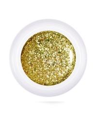 Глиттер-гель Patrisa nail золото, 5мл