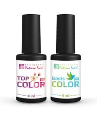 Patrisa Nail, Комплекс Color Pro, (усилитель цвета), 8 мл