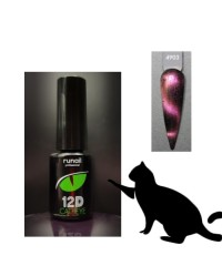 Гель-лак Cat's eye 12D, 6 мл №4903