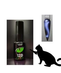 Гель-лак Cat's eye 12D, 6 мл №4904