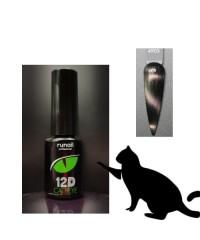 Гель-лак Cat's eye 12D, 6 мл №4905