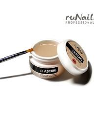 RUNAIL, Гель для уплотнения ногтевой пластины Lasting gel (прозрачный), 15 гр.