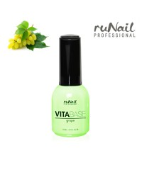 Основа для гель-лака VitaBase, с маслом виноградных косточек, 15 мл.