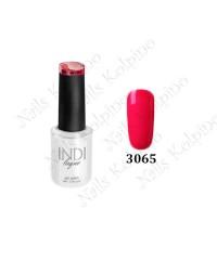 Гель-лак INDI laque 3065, кораллово-розовый