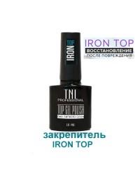 """Закрепитель для гель-лака Iron Top """"TNL"""" 10 мл."""