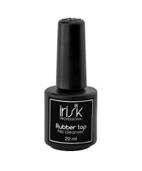 IRISK, Топ каучуковый без липкого слоя Rubber Top No Cleanser, 20 мл