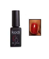 Гель-лак Kodi 114 (красный с микроблеском) , 8 мл.