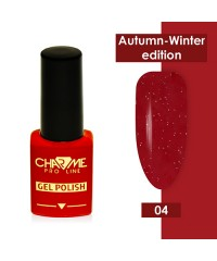 Гель-лак CHARME Autumn-Winter edition 04