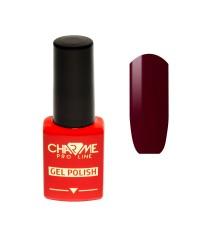 Гель-лак CHARME 046 - красное вино