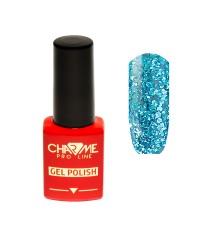 Гель-лак CHARME Crystal Effect 04 - аквамарин