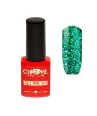 Гель-лак CHARME Crystal Effect 05 - бирюза