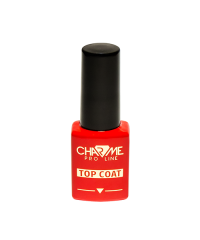 Закрепитель CHARME без липкого слоя (Top Coat Gel Polish)
