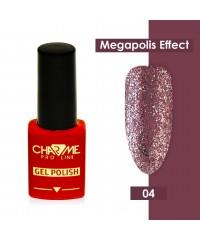 Гель-лак CHARME Megapolis effect 04 Москва