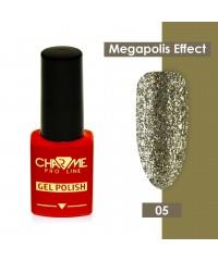 Гель-лак CHARME Megapolis effect 05 Сидней