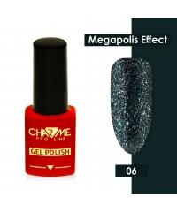 Гель-лак CHARME Megapolis effect 06 Лондон