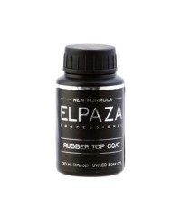 Каучуковый Топ Rubber Top Coat ELPAZA 30 мл