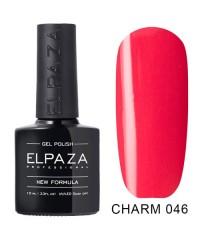 Гель-лак ELPAZA CHARM №046 Красное дерево