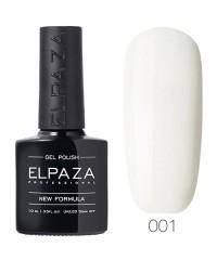 Гель-лак ELPAZA №01 (белый)