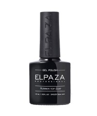 Каучуковый Топ Rubber Top Coat ELPAZA 10 мл