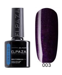 Гель-лак ELPAZA INDIGO №3 Пурпурный Гиацинт