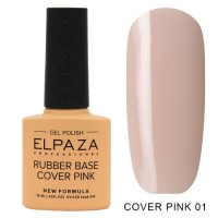 ELPAZA RUBBER BASE COVER PINK