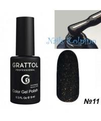 Гель-лак GRATTOL OPAL 11