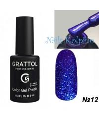 Гель-лак GRATTOL OPAL 12