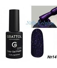 Гель-лак GRATTOL OPAL 14