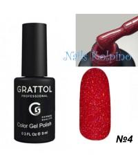 Гель-лак GRATTOL OPAL 04