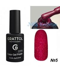 Гель-лак GRATTOL OPAL 05