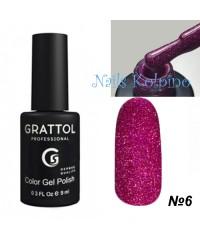 Гель-лак GRATTOL OPAL 06