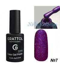 Гель-лак GRATTOL OPAL 07