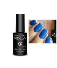 Гель-лак GRATTOL 03 Blue