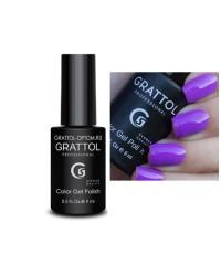 Гель-лак GRATTOL 07 Blue Violet