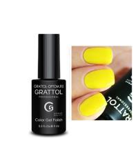 Гель-лак GRATTOL 34 Yellow