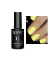 Гель-лак GRATTOL 35 Pastel Lemon