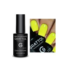 Гель-лак GRATTOL 36 Lemon
