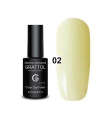 Гель-лак GRATTOL ONYX 02