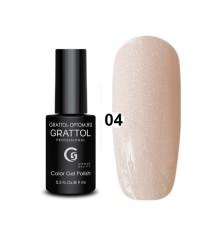 Гель-лак GRATTOL ONYX 04