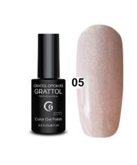 Гель-лак GRATTOL ONYX 05