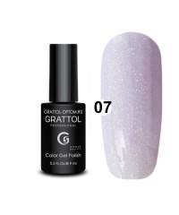 Гель-лак GRATTOL ONYX 07