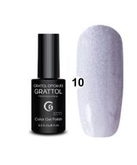 Гель-лак GRATTOL ONYX 10