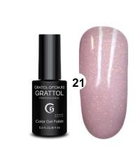 Гель-лак GRATTOL ONYX 21
